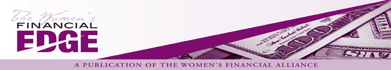 Women's Financial Edge Header
